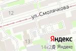 Схема проезда до компании ОСНОВА+ в Санкт-Петербурге