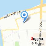 Энерготехмонтаж на карте Санкт-Петербурга