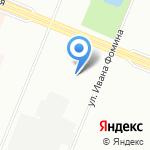 Арт Дентал на карте Санкт-Петербурга