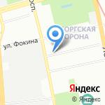 Галика на карте Санкт-Петербурга