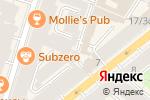 Схема проезда до компании АКГ ИНАУДИТ, ЗАО в Санкт-Петербурге