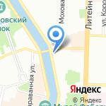 Retrozakaz на карте Санкт-Петербурга