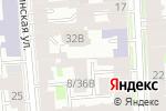 Схема проезда до компании Веста в Санкт-Петербурге