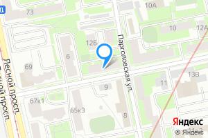 Снять комнату в Санкт-Петербурге Парголовская ул., 10