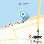 ИНЭНКО на карте Санкт-Петербурга