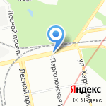 Printers-Market на карте Санкт-Петербурга