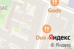 Схема проезда до компании Double B Coffee & Tea в Санкт-Петербурге