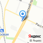 НордЭнергоМонтаж на карте Санкт-Петербурга