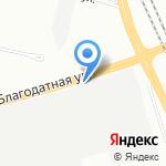 УВЕКС СПР на карте Санкт-Петербурга