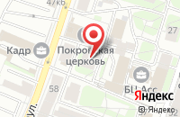 Схема проезда до компании Глобус в Санкт-Петербурге