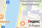 Схема проезда до компании Elephant в Санкт-Петербурге