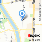 Prime Time на карте Санкт-Петербурга