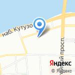 ТИМ ДИКС ТЕХНО на карте Санкт-Петербурга