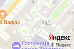 Схема проезда до компании ЛЕГАЛ БРИДЖ в Санкт-Петербурге