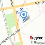 Mountway на карте Санкт-Петербурга