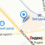 Домашний Доктор на карте Санкт-Петербурга