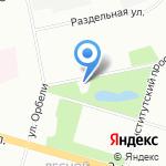 Генеральное консульство Словацкой Республики на карте Санкт-Петербурга
