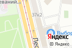 Схема проезда до компании Милитариум в Санкт-Петербурге