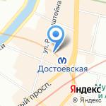 Karaoke Royal на карте Санкт-Петербурга