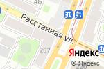 Схема проезда до компании Погода в Санкт-Петербурге