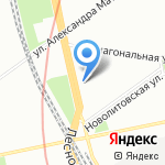 Centr-service ПЕЧАТИ на карте Санкт-Петербурга
