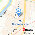 sCoins.ru на карте Санкт-Петербурга