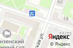 Схема проезда до компании Zhemchugov в Санкт-Петербурге