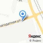 ИМ АУДИТ на карте Санкт-Петербурга