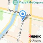 ПРОГРЕССИВ-ПРОЕКТ на карте Санкт-Петербурга