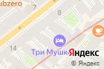 Схема проезда до компании DOCTORHEAD в Санкт-Петербурге