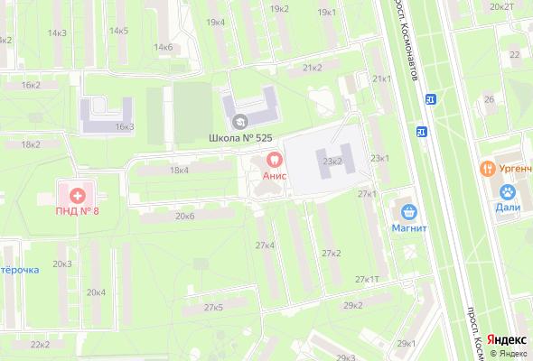 купить квартиру в ЖК ЦДС Гагарина, 18