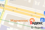Схема проезда до компании Прайм Эдвайс в Санкт-Петербурге