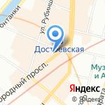 Северо-Западный бизнес-интегратор на карте Санкт-Петербурга