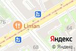 Схема проезда до компании Альта-Юр в Санкт-Петербурге