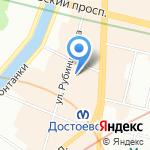 Универсальные Юридические Решения на карте Санкт-Петербурга