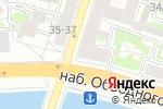 Схема проезда до компании Компания Металл Профиль в Санкт-Петербурге