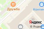 Схема проезда до компании Sportsteel в Санкт-Петербурге