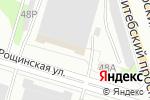 Схема проезда до компании Darts-Smb в Санкт-Петербурге