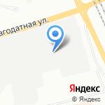 ГК ВИТУВИН на карте Санкт-Петербурга