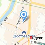 Автоэксперт-СПб на карте Санкт-Петербурга