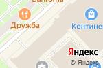 Схема проезда до компании Единый Центр Оценки и Экспертиз в Санкт-Петербурге