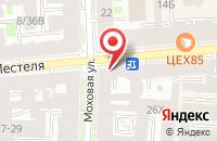 Схема проезда до компании Пять Звезд Развлечения в Санкт-Петербурге