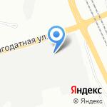 СпецТрейдСервис на карте Санкт-Петербурга