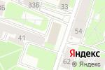 Схема проезда до компании Соло-Дизайн в Санкт-Петербурге