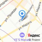 ИЛЦ Эко-безопасность на карте Санкт-Петербурга