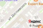Схема проезда до компании Тотал в Санкт-Петербурге