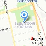 Нева Принт на карте Санкт-Петербурга