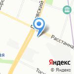 Арт Стайл на карте Санкт-Петербурга