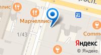 Компания Биргик на карте