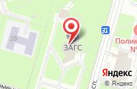 Схема проезда до компании Термокем в Черноголовке